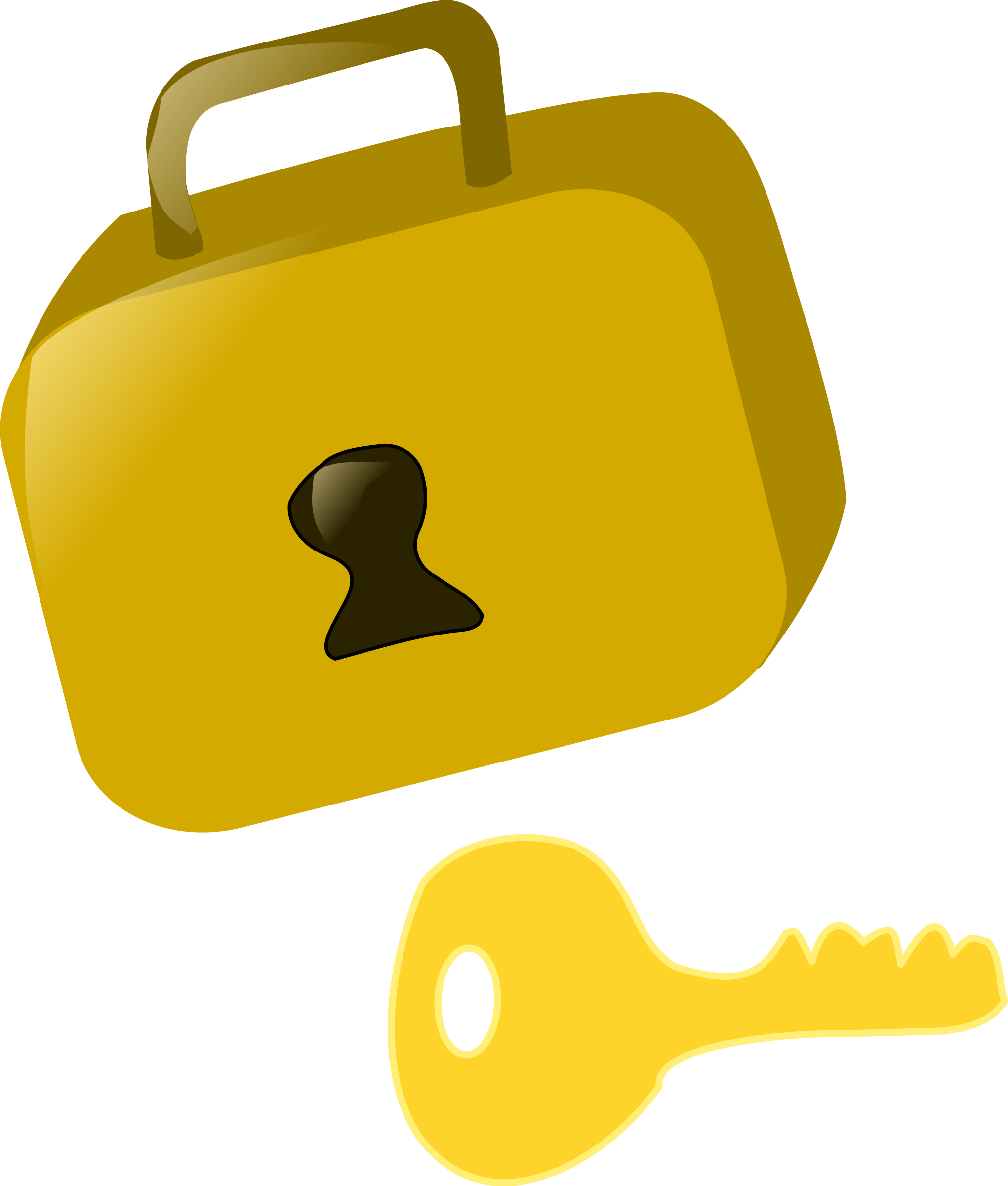 Key clipart yellow Collection Clip key clipart yellow
