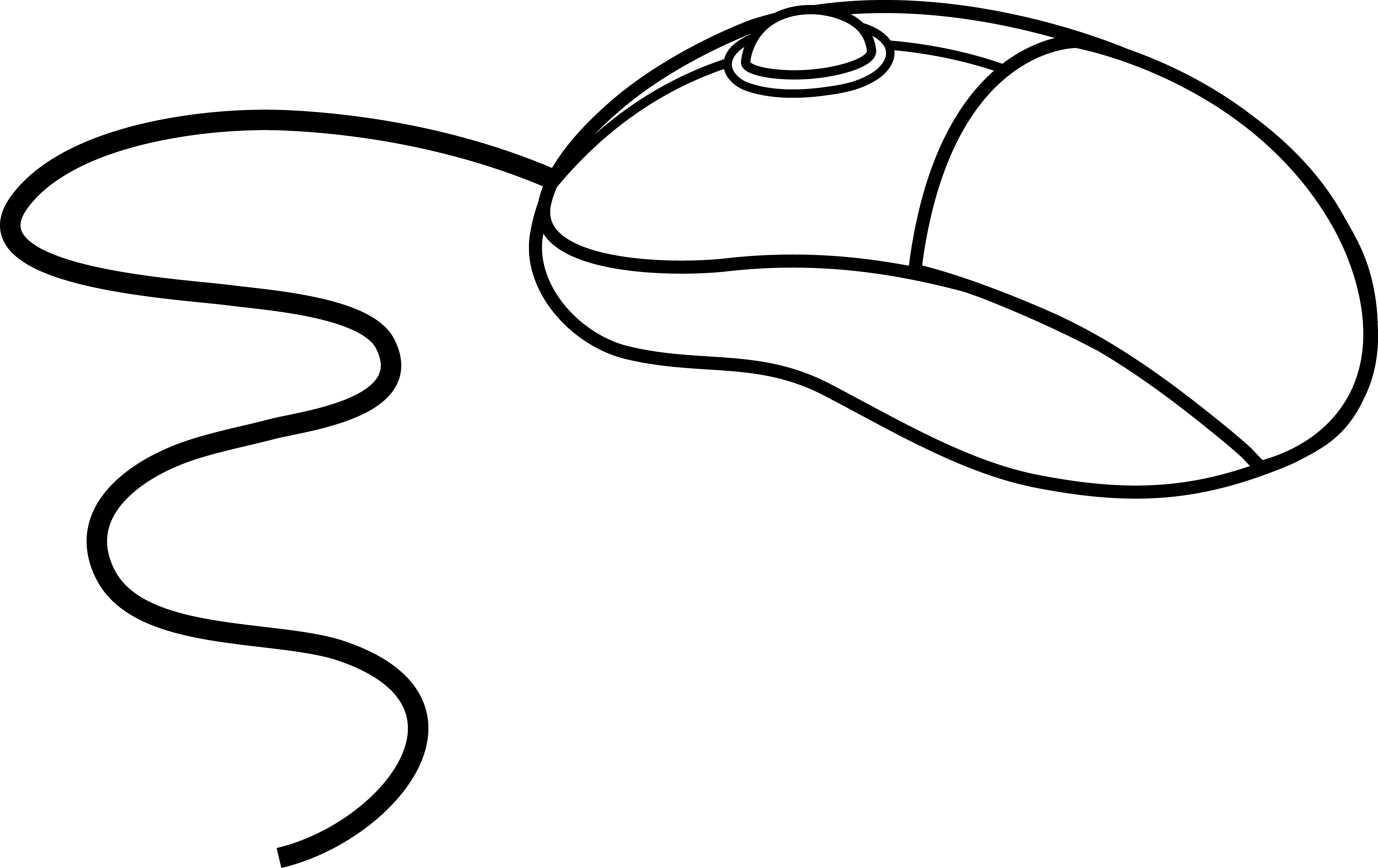 Drawn rodent comp Mouse and BBCpersian7 keyboard Keyboard