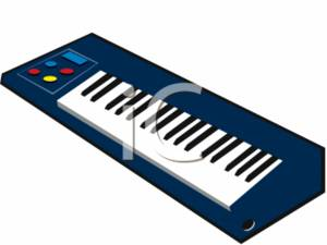 Piano clipart electric piano Panda Keyboard Free Images Clipart