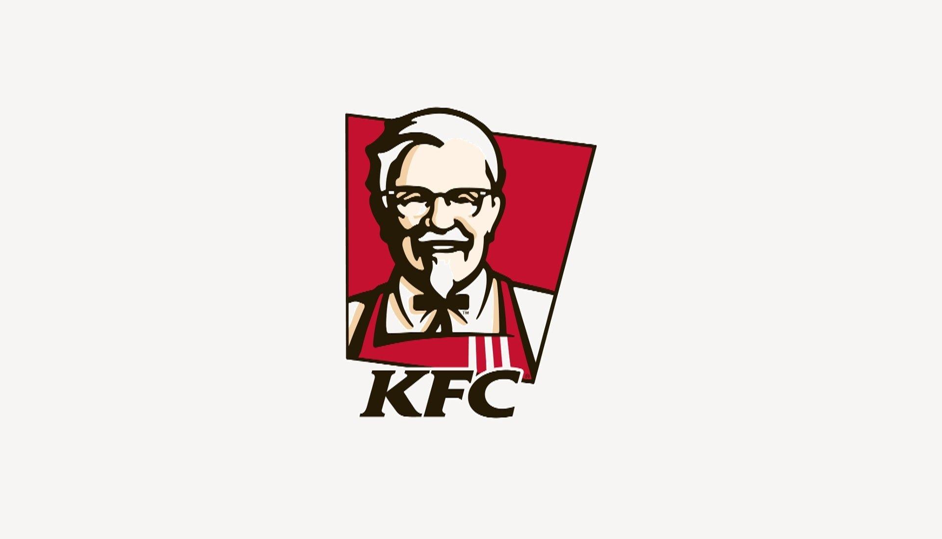 Kfc clipart YouTube Logo Evolution KFC