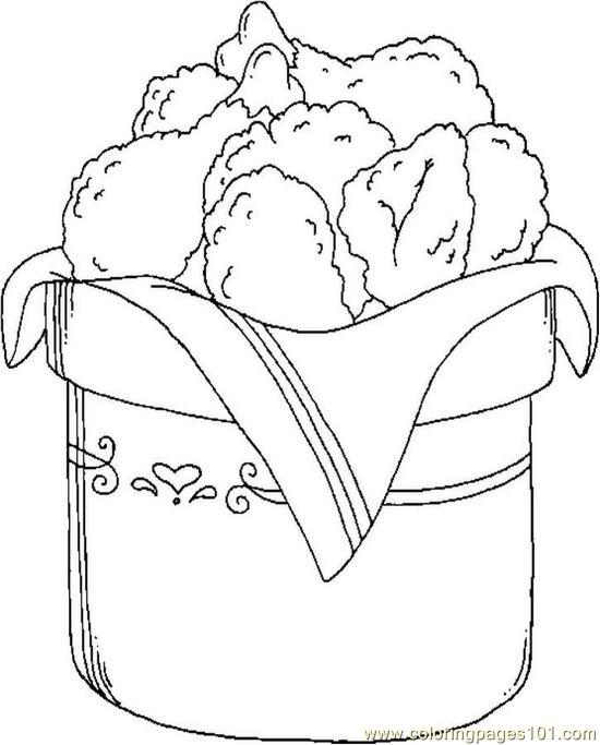 Kfc clipart black and white Chicken photo#1 Pages Chicken Fried