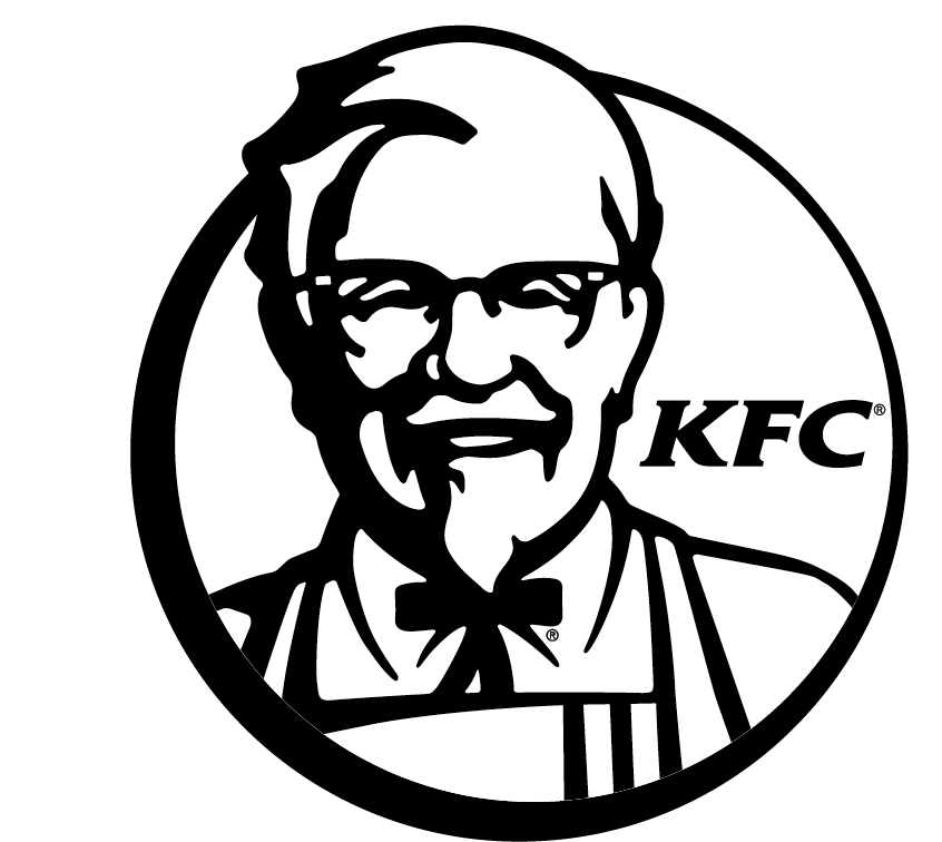 Kfc clipart black and white Jpg about WOLFORD — me