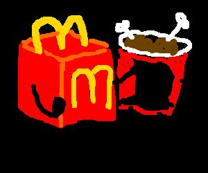 Kfc clipart mcdonalds McDonald's vs mcdonald ronald vs