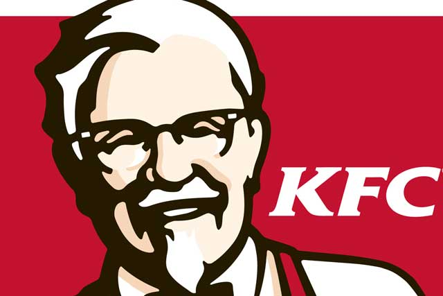 Kfc clipart mcdonalds On McDonald's KFC: promoting KFC
