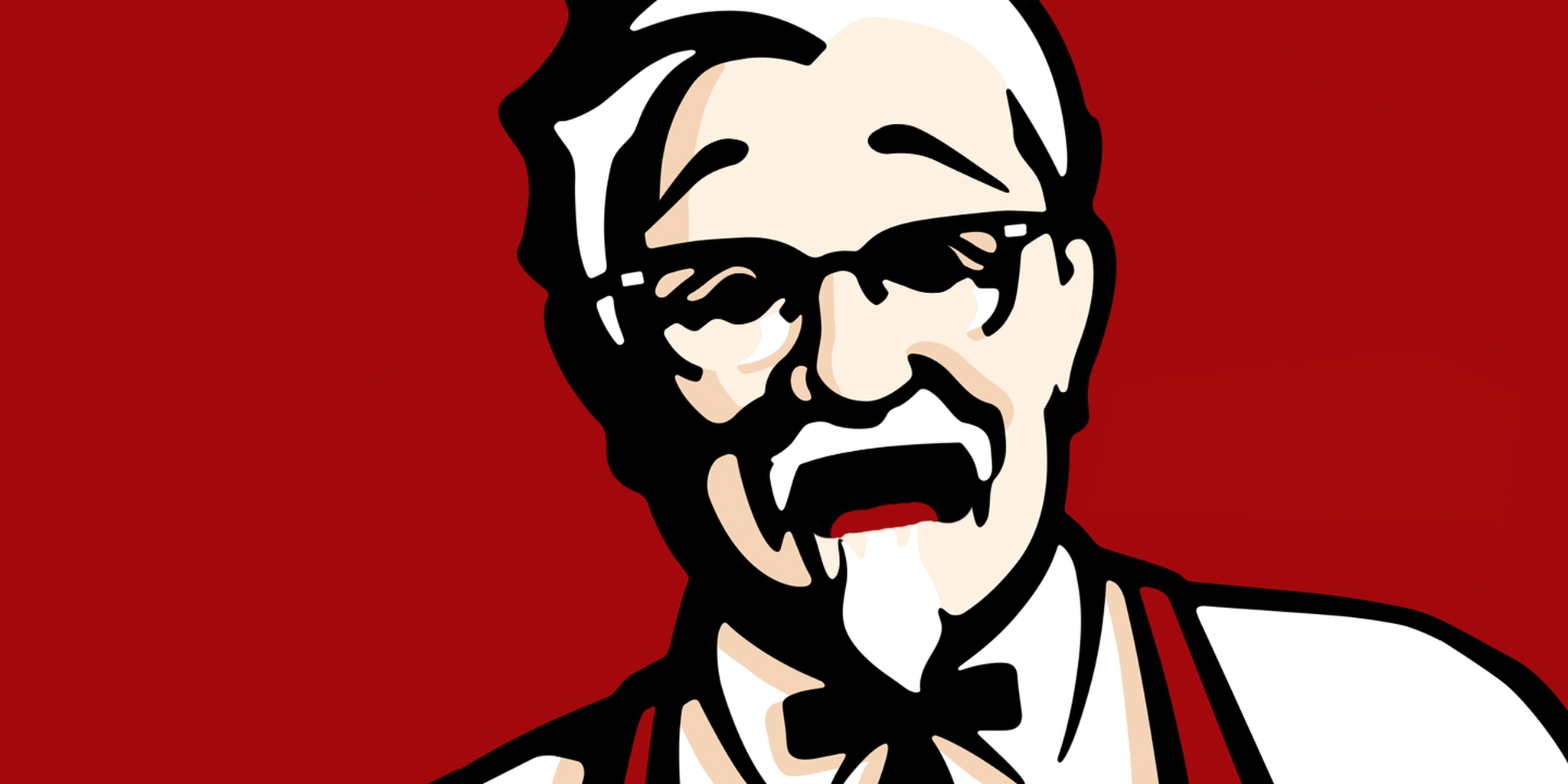 Kfc clipart mcdonalds logo Disgusting  Source There's Media