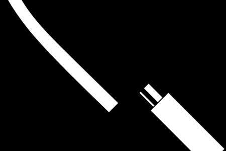 Khife clipart black and white Knife Plastic Clipart art Clip