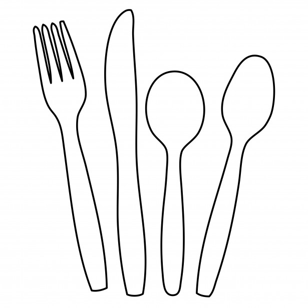 Cutlery clipart cutlery set Knives Clipground image Cutlery clipart