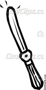 Knife clipart butter knife Butter Clip Vector art knife
