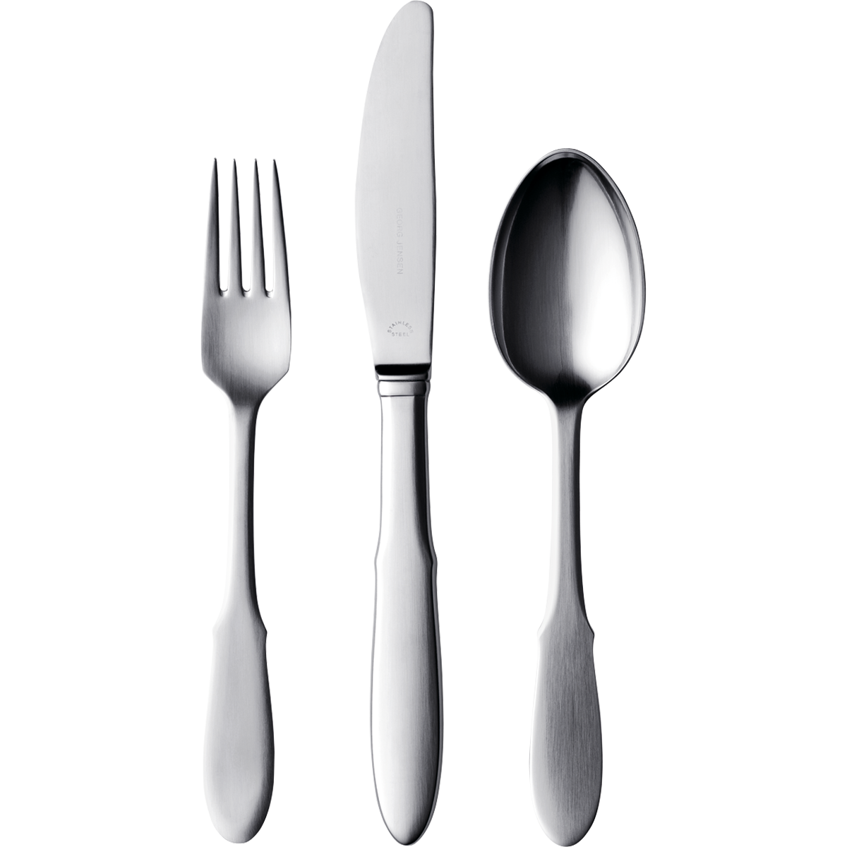 Silver clipart metal spoon Knife Fork collection hd and