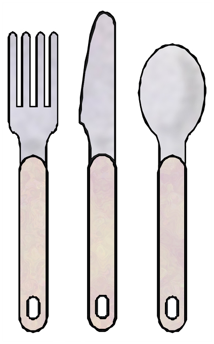 Fork clipart animated Clip spoon Cliparting art Fork