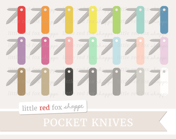 Knife clipart cute Object Cute Graphic Design Tool