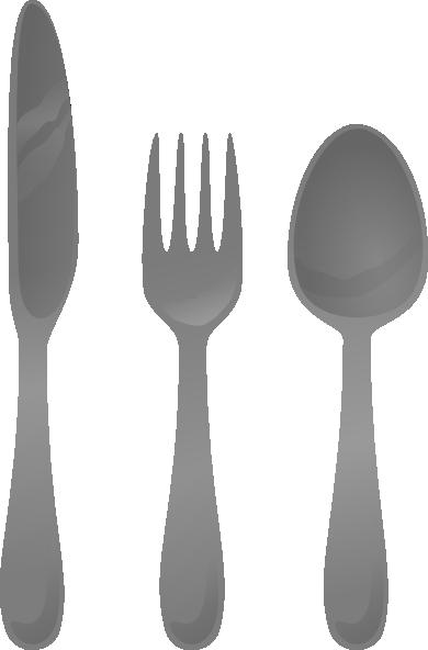 Cutlery clipart silverware Download  Art Clipart Art