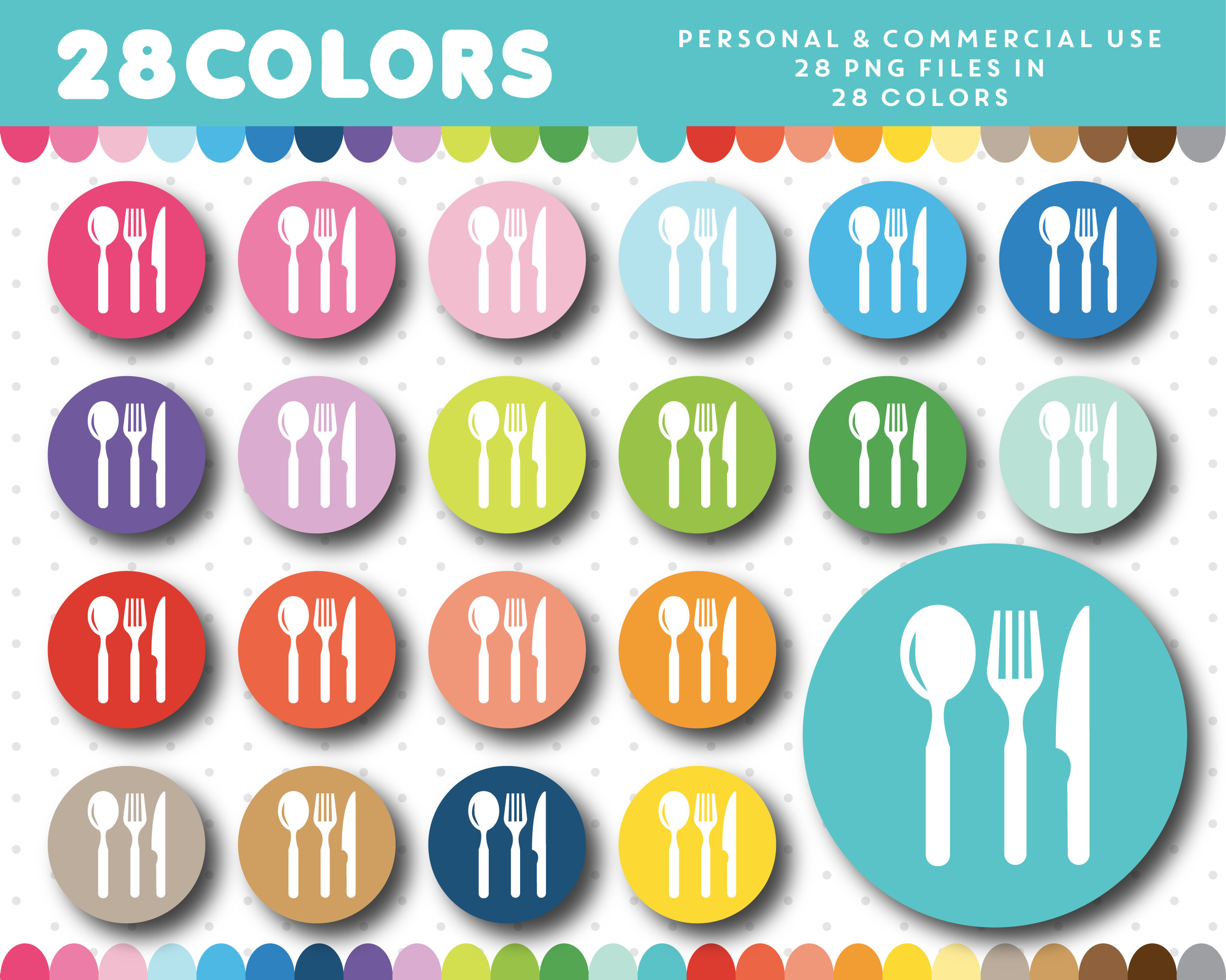 Knife clipart food  Fork clipart This Food