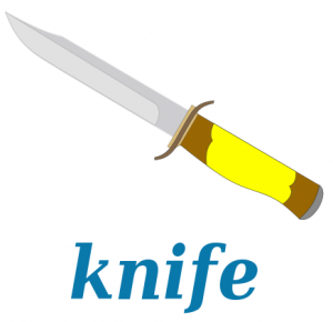 Khife clipart hunting knife Label Clip w Clipart Hunting