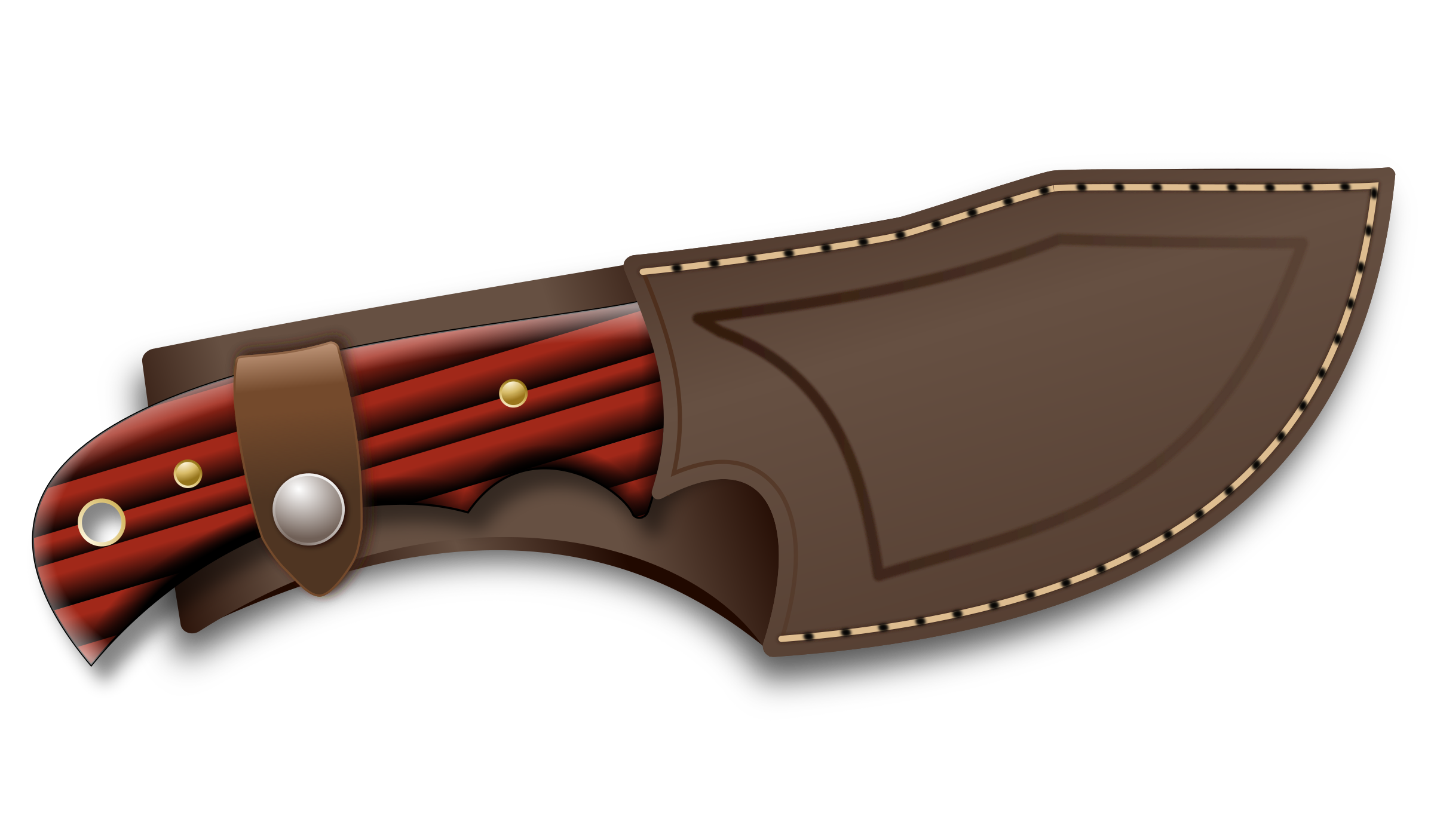 Blade clipart hunting knife #14