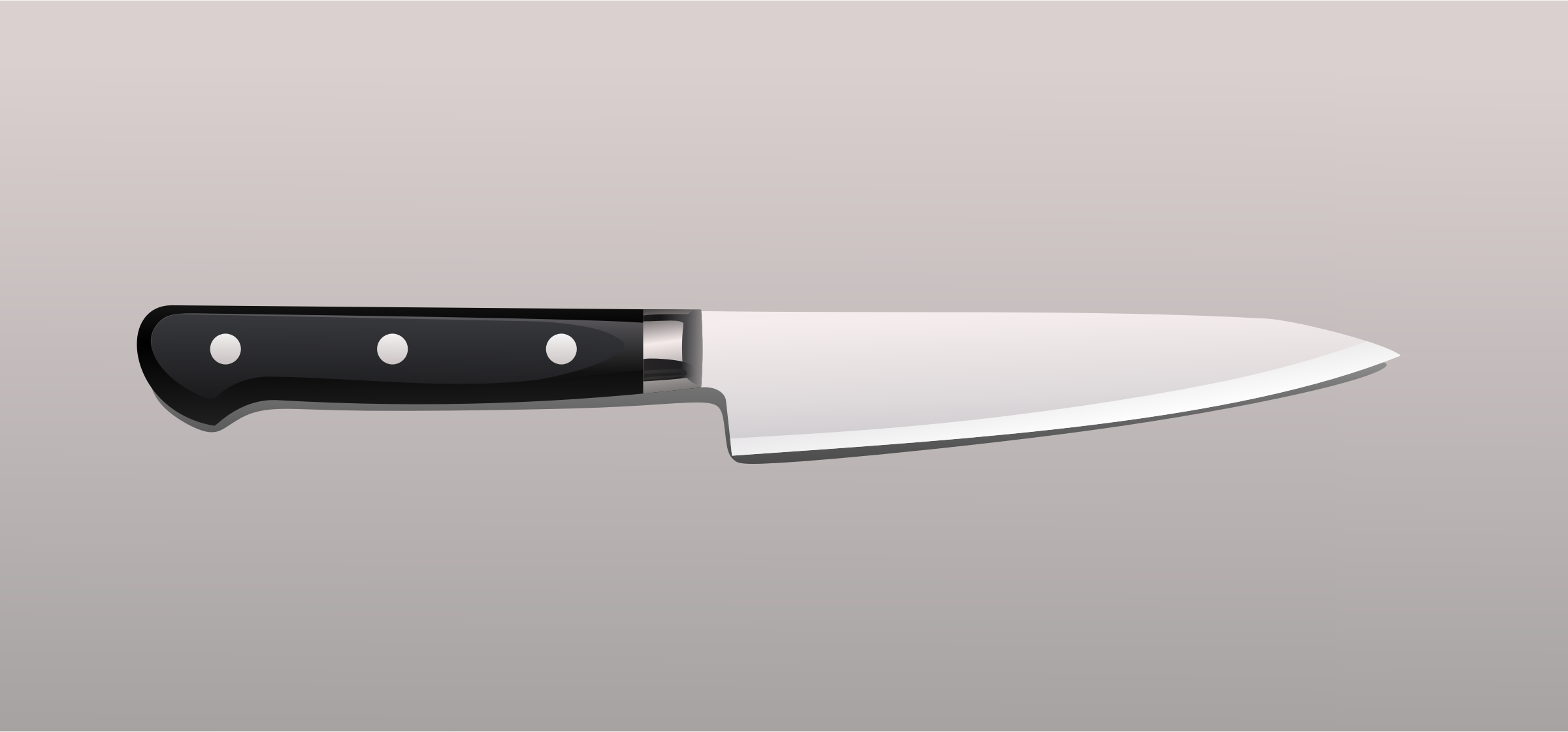 Khife clipart kitchen knife Realistic Kitchen Kitchen Clipart Knife