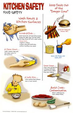 Khife clipart kitchen safety Is food Kids! Pinterest have