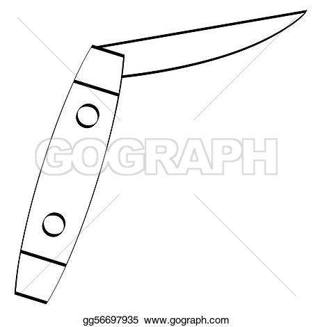 Khife clipart metal Traditional Art Pocket Stock gg56697935