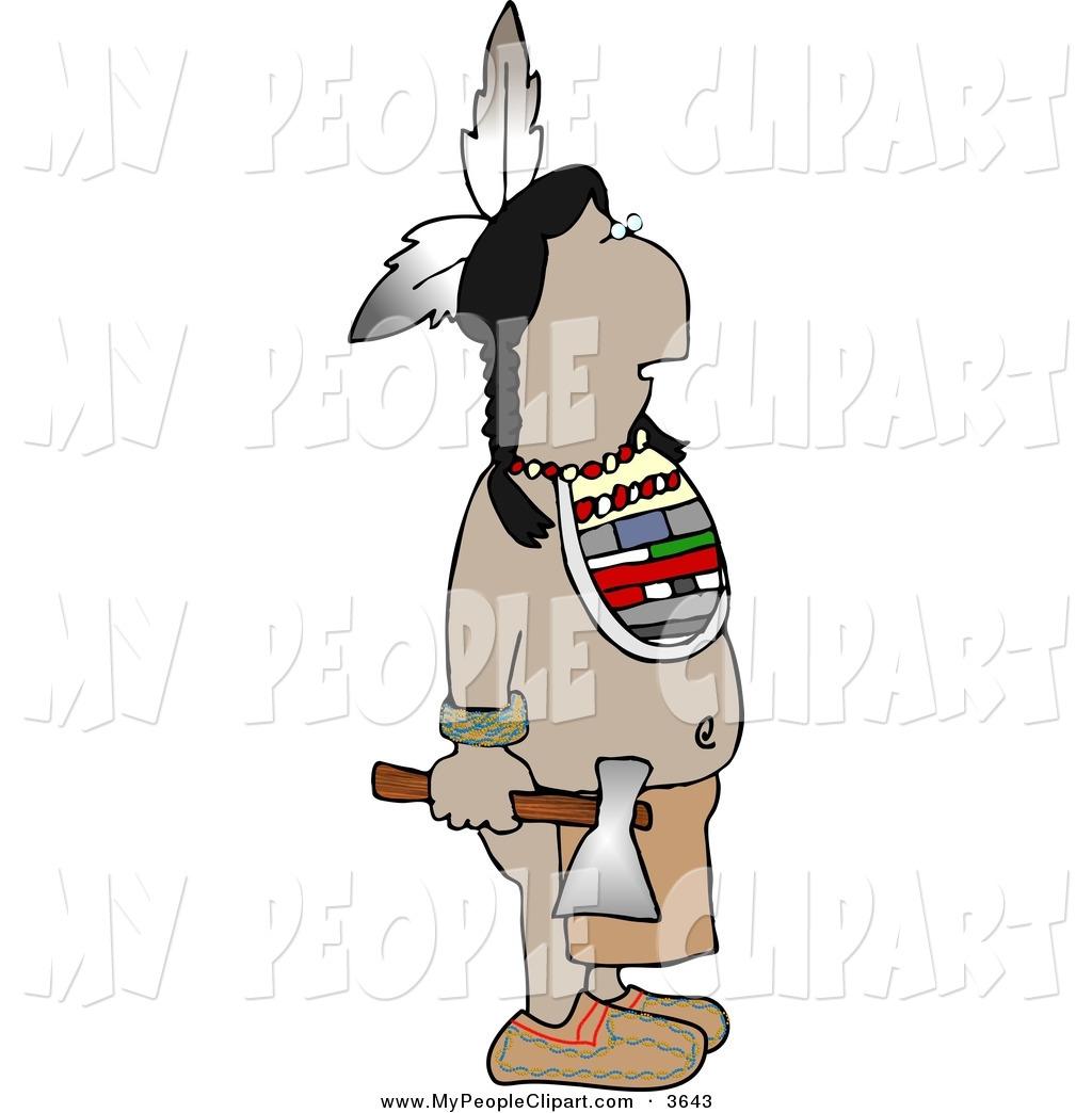 Native American clipart knife A Free Hatchet Native American