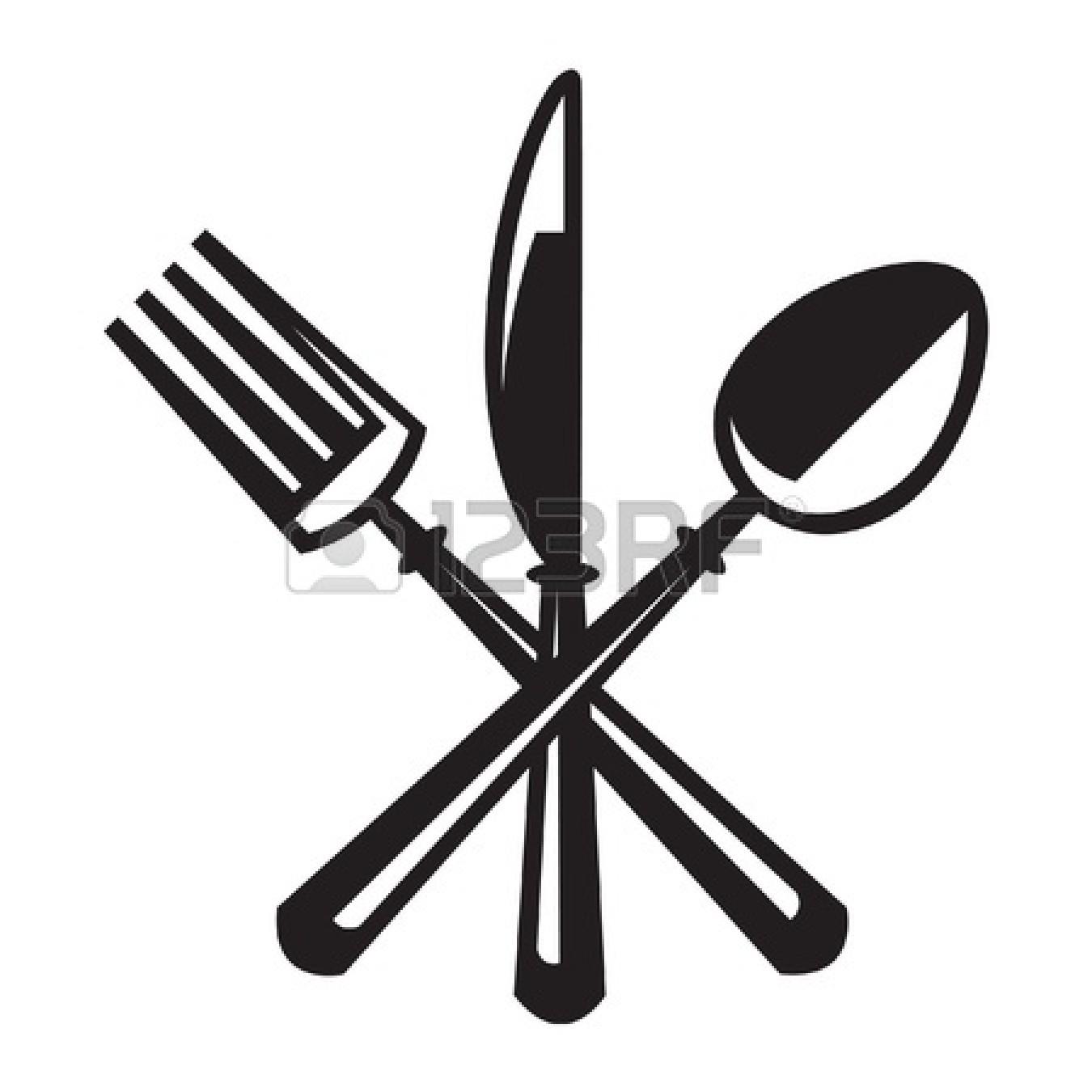 Khife clipart spoon Svg Art Fork Knife S