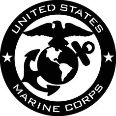 Knife clipart usmc With Marine banner Marine Collection