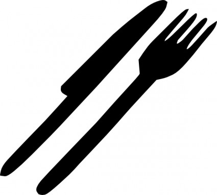Khife clipart vector Clip Fork drawing And art