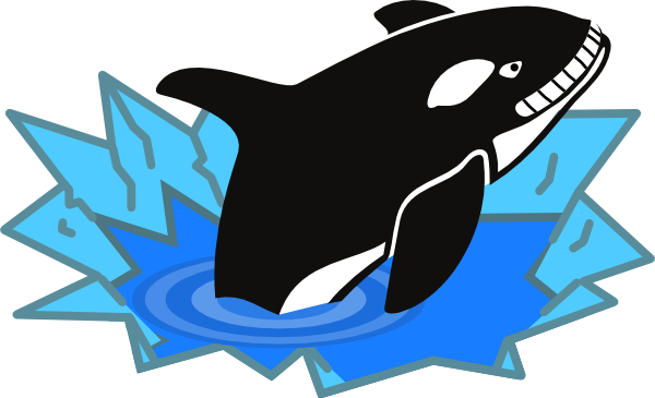 Killer Whale clipart  Download Whale as: Clker