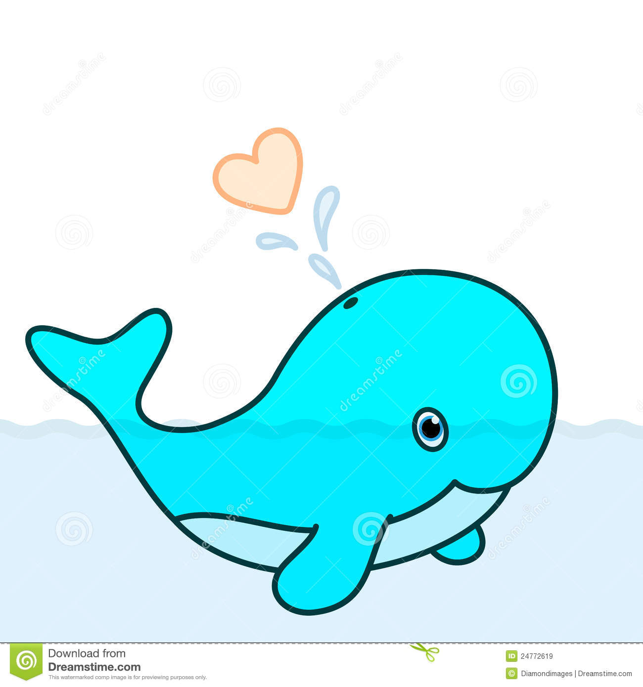 Blue Whale clipart cute baby dolphin Images Clipart Panda Cute Dolphin