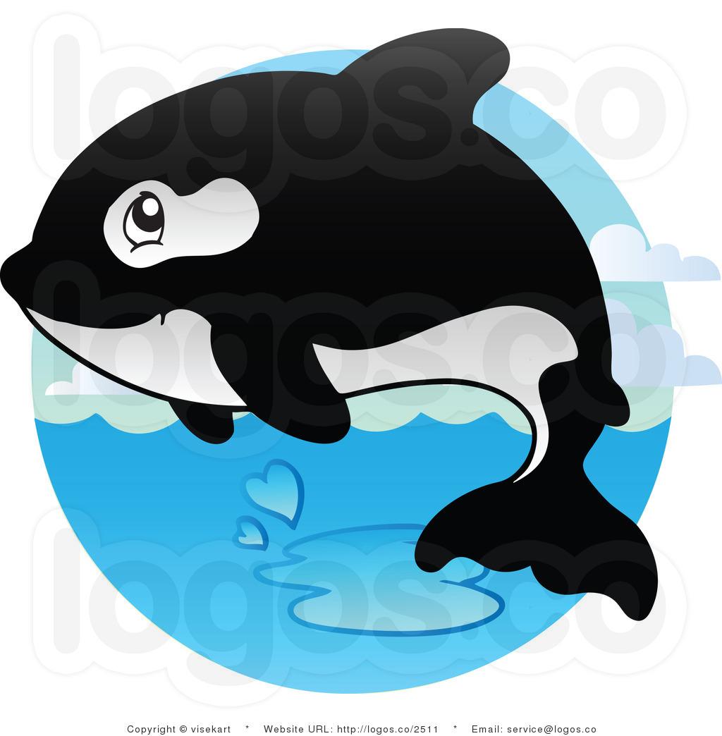 Beluga Whale clipart killer whale Clip Clipart Cute Whale Clipart