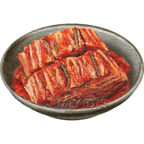 Kimchi clipart Free clipart / picture art