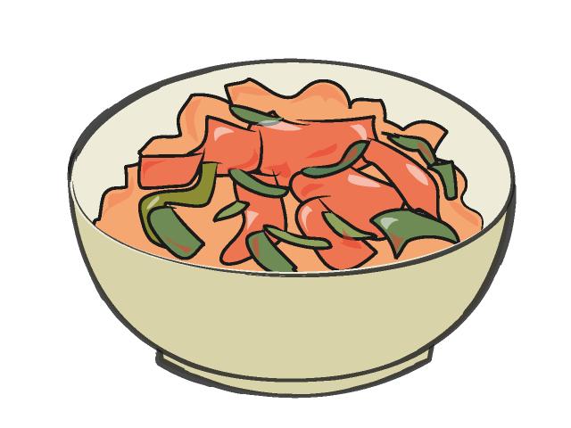 Kimchi clipart Korea Cuisine Trần Hằng [Infographic]