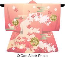 Kimono clipart japanese kimono Japanese 64 Clip Japanese Art