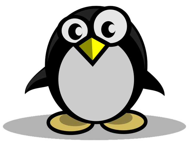 Penguin clipart round Clipart download to com King