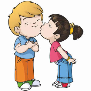 Kissing clipart Kiss collection clipart Free on