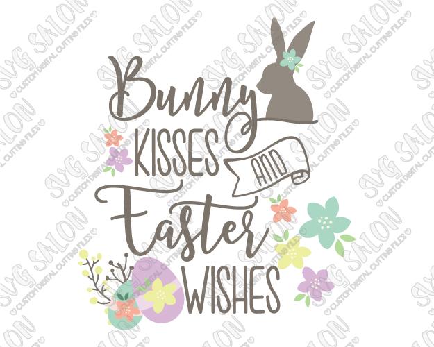 Kisses clipart bunny Custom Easter Kisses File Bunny