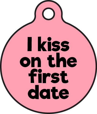 Kisses clipart first date Date  First Kiss on