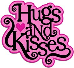 Kisses clipart hugs and kisses See Hug It Clipart This