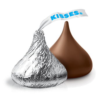 Kisses clipart kiss chocolate Treat #LoveandKISSES been #HersheysKisses treat