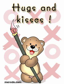 Kisses clipart lovely Gif/  hugs lovely kisses