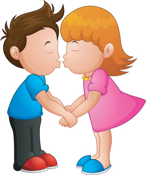 Kisses clipart nice boy Boy clipart and Little Of