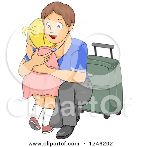 Kisses clipart parent child And father clipart Mother clipart
