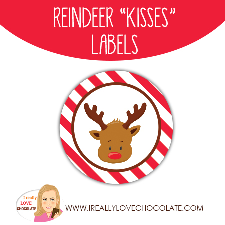 Kisses clipart reindeer Learn Kiss FREE Best Really
