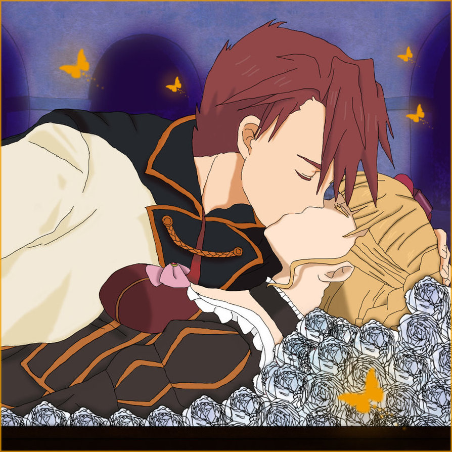 Kisses clipart sleeping beauty By DeviantArt xXBeatoUshiromiyaXx Sleeping xXBeatoUshiromiyaXx