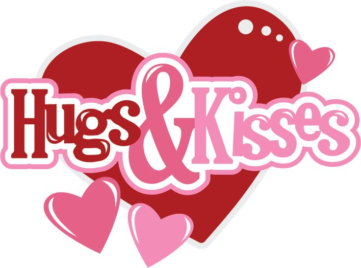 Kisses clipart cute Hugs Kisses♦ and on cached