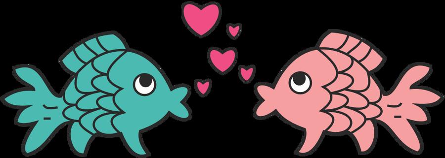 Blue clipart kiss Clip Love  Kiss animals