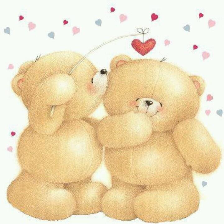 Kisses clipart cute teddy bear Cute Pinterest 39 best Forever
