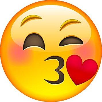 Kisses clipart emoji Emoji Emoji com Smiley and