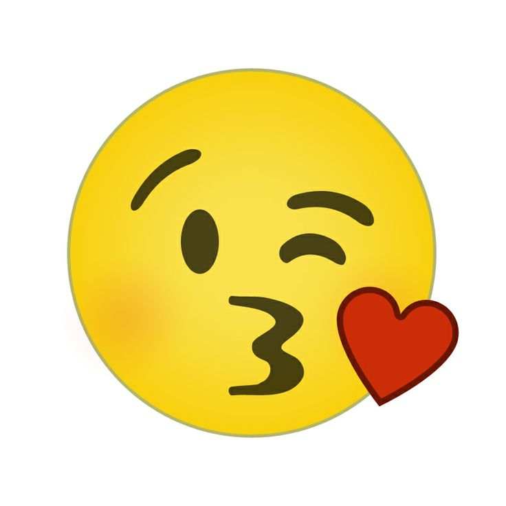 Kisses clipart emoji #makemoji #emoji kiss com