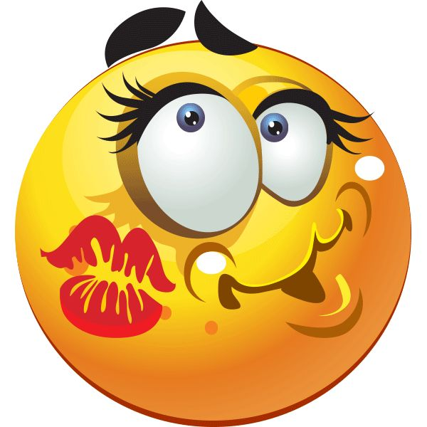 Kisses clipart emoji 94 on Kissed Pinterest best