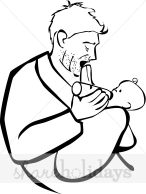 Baby clipart grandpa Free father%20and%20baby%20clipart Father And Black